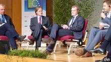 Andrzej Godlewski TVP; Gerhard Delling ARD; Marcin Herra Prezes PL2012; Rene Kindermann MDR